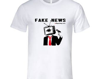 Trump - Fake News - Exclusive By J