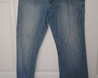 Mens Aeropostale Bootcut Jeans Sz 33/32