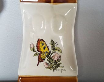 1979 Alice Spoon Rest, Tea Time