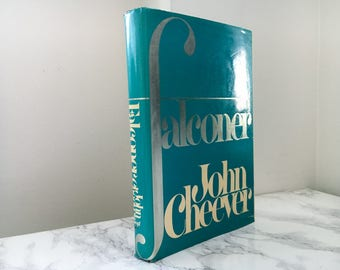 Falconer by John Cheever (First Edition - 1977)