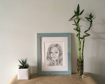 Custom Pencil Portrait