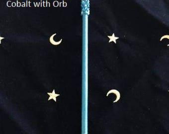Cobalt w/Orb Wand