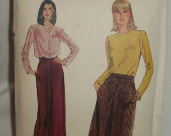 Vogue Pattern 7769 Size 12