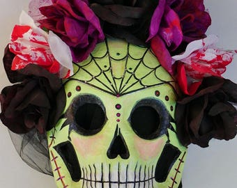 Day of the Dead mask/Catrina/Zombie
