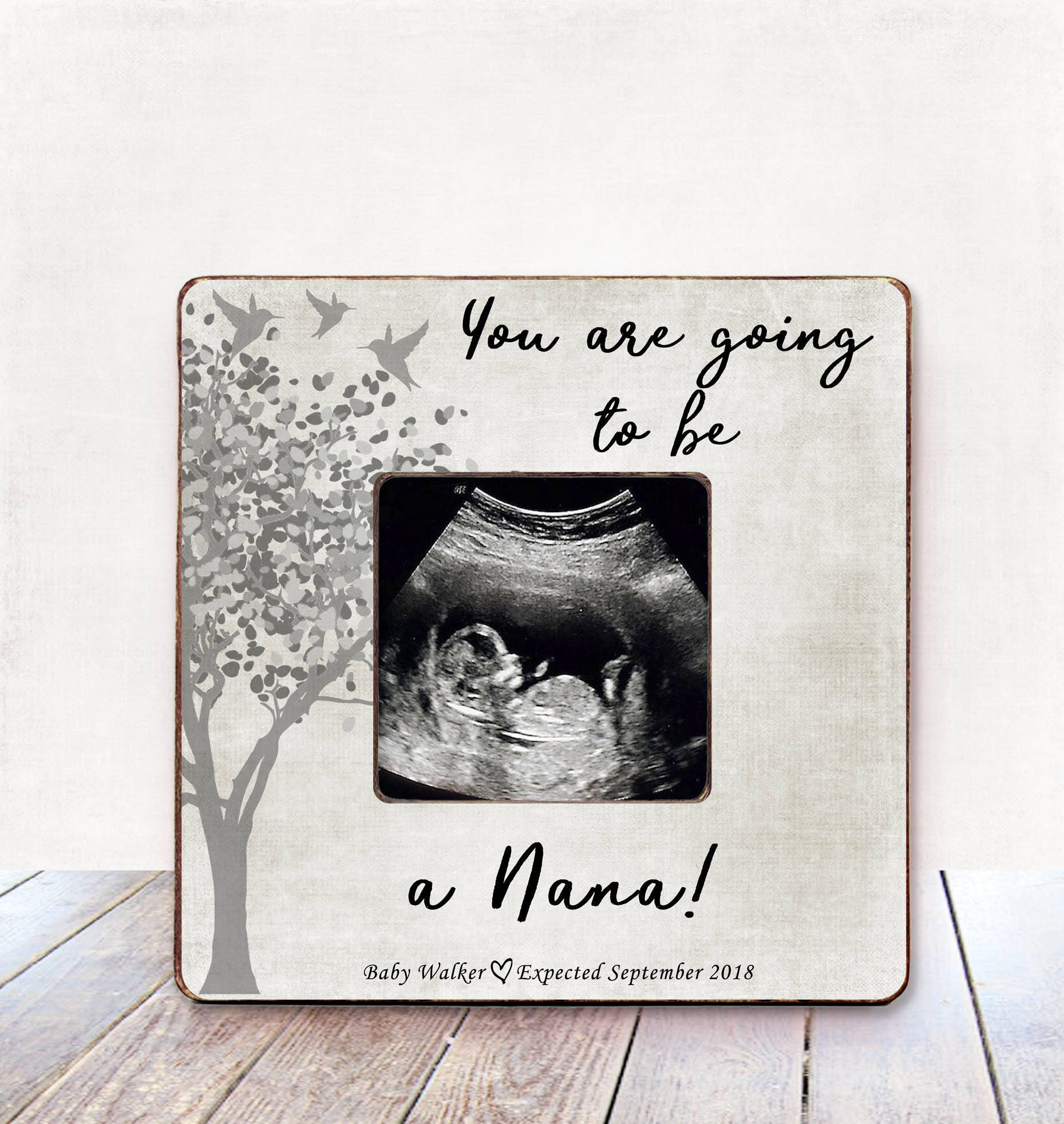 Pregnancy expecting announcement you are going to be nana sold by fourseasonsdesigne jeuxipadfo Choice Image