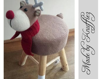 Animal Stool Reindeer