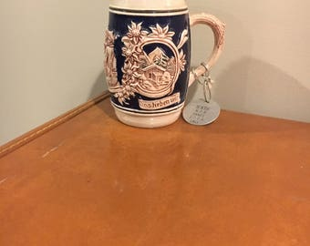 Small beer stein
