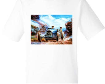 T-shirt for women and men car 28