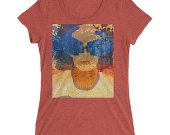 Don't Look! - Ladies' short sleeve t-shirt