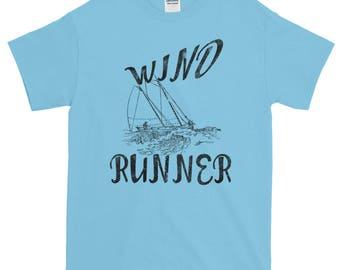 Wind Runner Spartees Short-Sleeve T-Shirt
