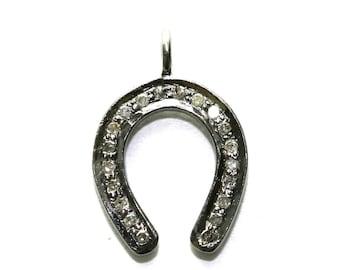 Horse Shoe Charm