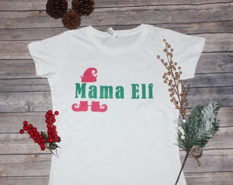 Family Elf Shirts