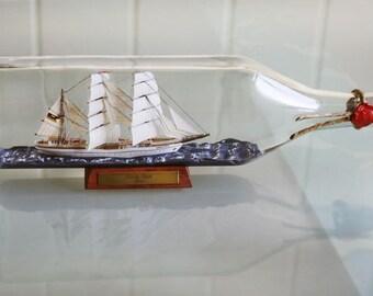 Bottle ship Gorch Jib 1 liter