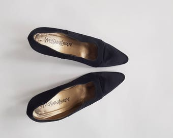 Vintage Yves Saint Laurent shoes