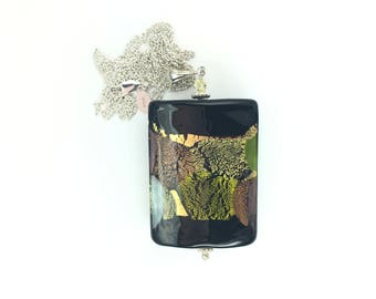 Brunela Venetian Glass Pendant