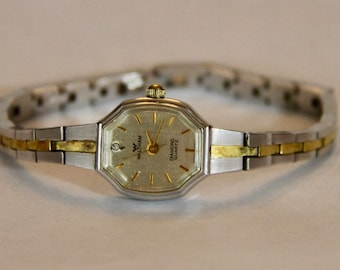 Waltham Diamond Watch
