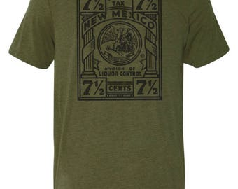 New Mexico Malt Tax Tee