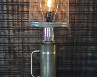 Thermos Lamp #2066