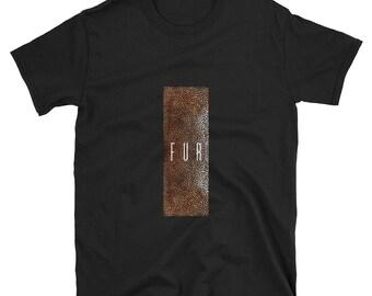 FUR T-shirt