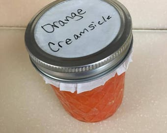Orange Creamsicle Natural Sugar Scrub
