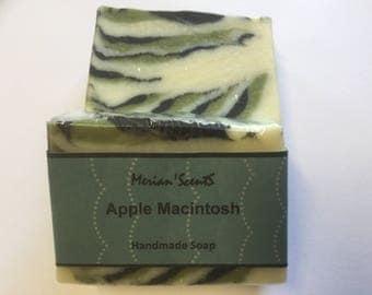Handmade Soap...Apple Macintosh