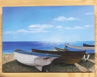 South coast boats