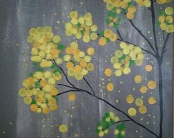 Abstract Wish Tree