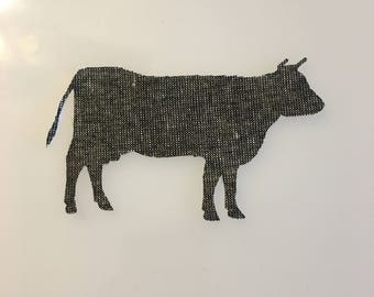 Cow Sew-On Patch