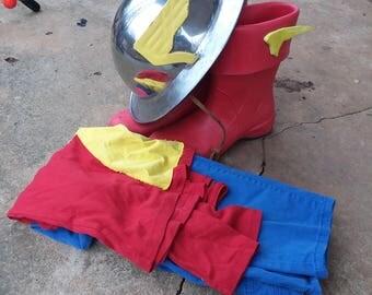The flash jay garrick cosplay