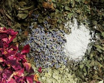 Medicinal Herbal Healing Foot Soak
