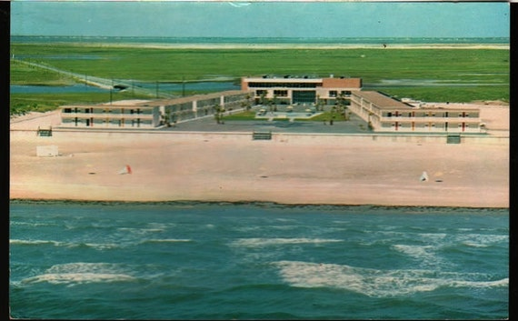 The Million Dollar Inn - Corpus Christi, Texas - Vintage Postcard