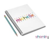 Personalized Notebook - C...