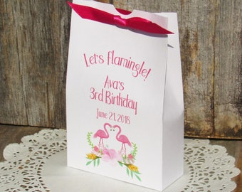 Flamingo Favors - Flamingo Party - Flamingo Favor Boxes - Flamingo Party Favors - Flamingo - Flamingo Box - Flamingo Birthday - Favor Boxes