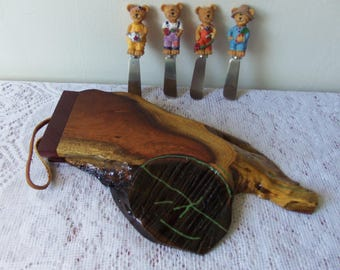 Cheeseboard and the Four Bears
