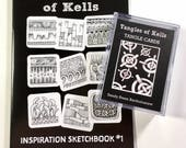 The Tangles of Kells - Book and Card Set