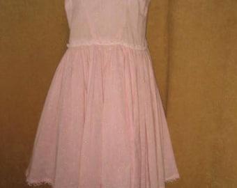 Lolita Dress - Matching Panty - 60s Vintage