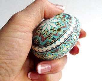 Pysanky Ukrainian Easter egg for any occasion will you be my made of honor will you be my bridesmaid baby boy gift you will be grandparents