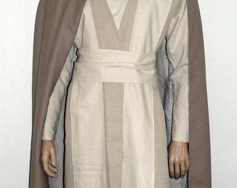 Luke Skywalker, Jedi Robes, The Force Awakens, Costume, Cosplay, Custom Made