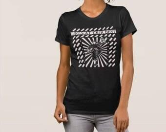 Girls at our best   T shirt screen print short sleeve     shirt cotton