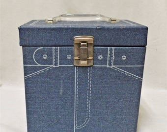 45 Record Case Etsy