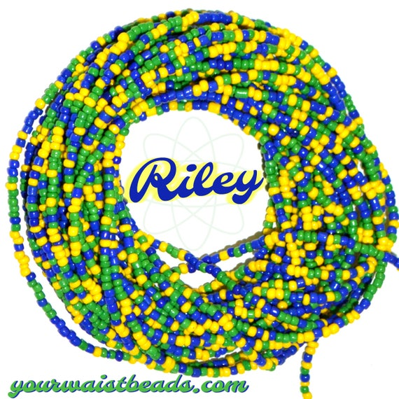Waist Beads ~Riley ~ YourWaistBeads.com