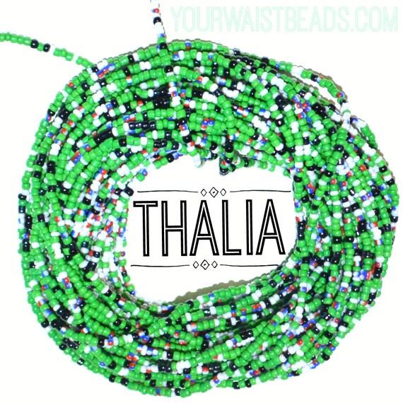 Waist Beads ~THALIA ~ YourWaistBeads.com