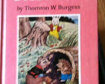 The Adventures of Bobby Coon by Thornton W. Burgess 1946