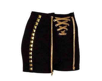 Groove Corset Shorts