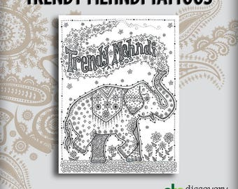Trendy Mehndi Design Book
