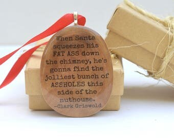 Griswold's Family Christmas Ornament • Funny Christmas Ornament • Housewarming Gift • Family Gift • Personalized Gift