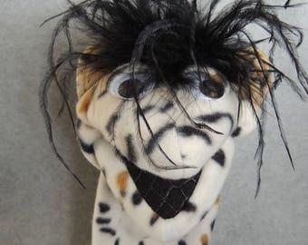Hand Puppet, Leopard Hand Puppet