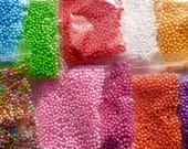 Foam Lot 10 Colors Assorted Foams for Slime Floam
