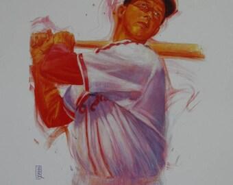 Stan Musial Print