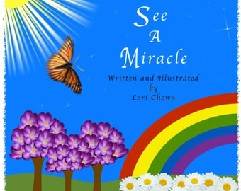 Children's Picture Book Series, The Miracle Series, Set of 3 books, signed by the author, I See A Miracle, Beautiful Baby, A Magical World